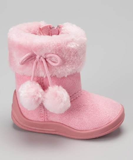 Light Pink Cutie Baby Boot