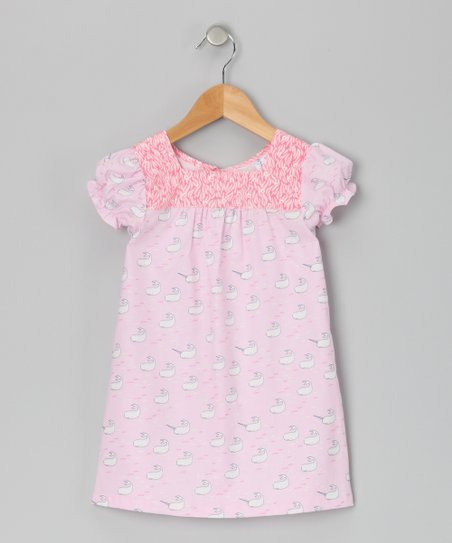 Light Pink Joan Dress - Infant, Toddler & Girls