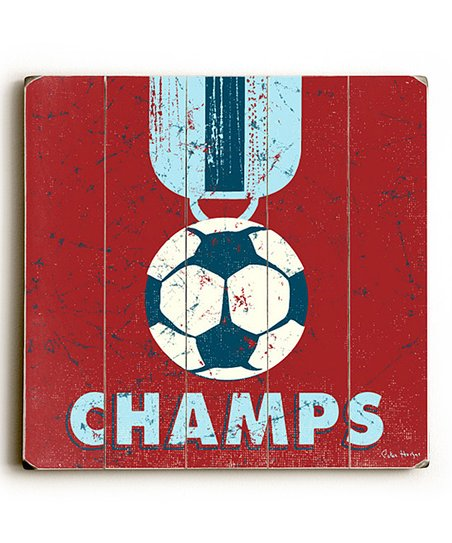 Artehouse 'Champs' Wall Art