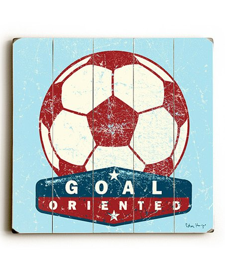 Artehouse 'Goal Oriented' Wall Art