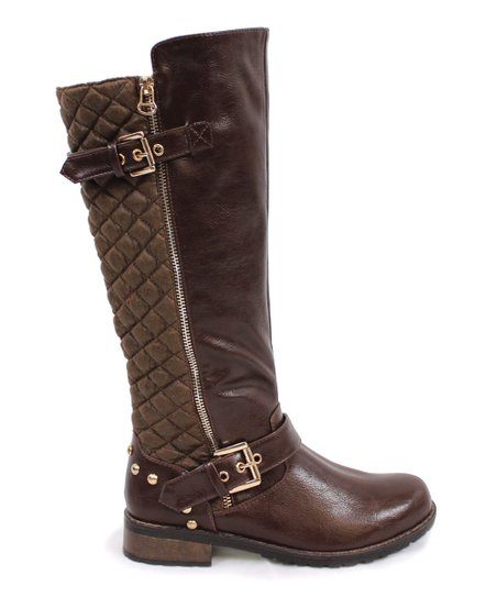 Brown Trouve Boot