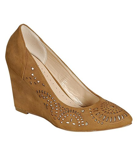 Tan Reya Wedge