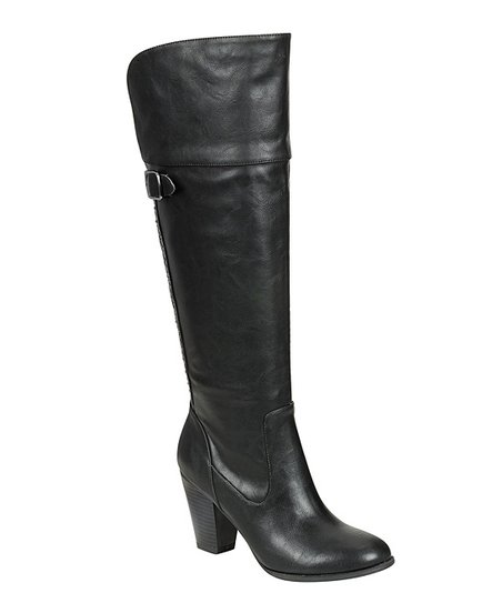 Black Sharpay Boot