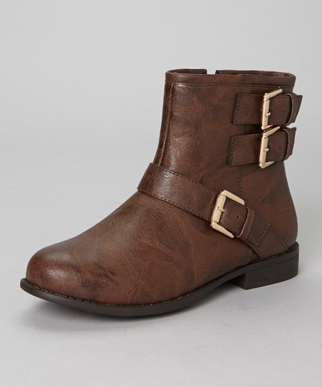 Brown Ardie-4 Ankle Boot