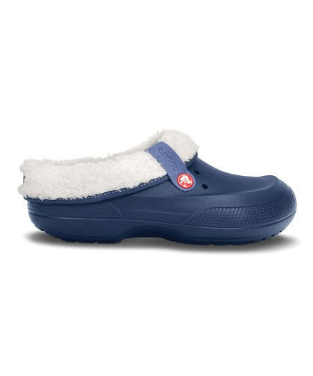 Navy & Oatmeal Blitzen II Clog - Women & Men