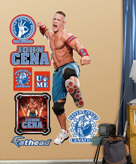 John Cena Cenation Wall Decals