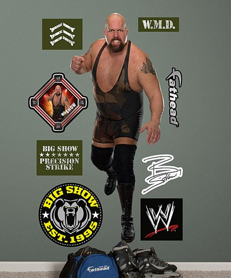 Big Show Wall Decals