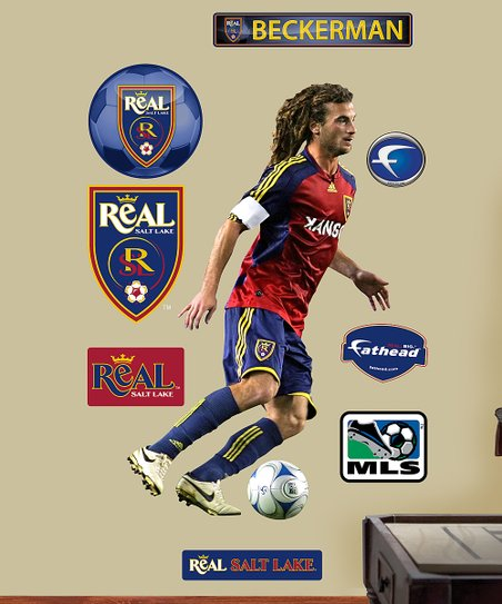 Fathead Kyle Beckerman Wall Decal Set