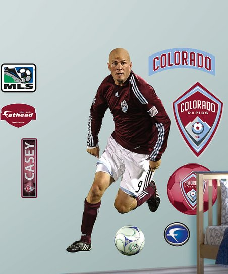Fathead Conor Casey Wall Decal Set