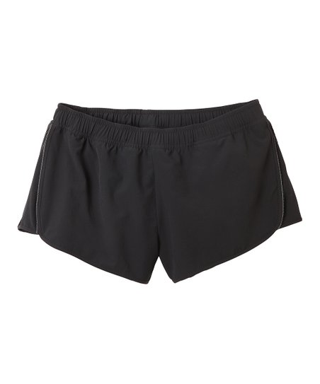 Black Poppy Shorts