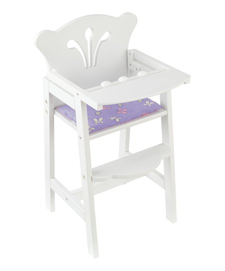 Lil' Doll High Chair & Pad