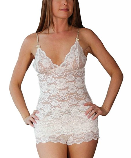 Blush & Rose Lace Camisole - Women
