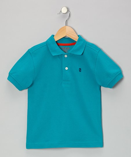 Adriatic Piqué Polo - Boys