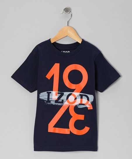 Core Navy '1937' Tee - Boys