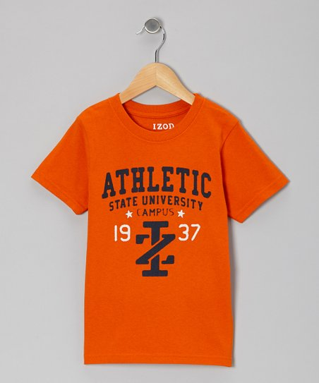 Clementine 'Athletic' Tee - Boys
