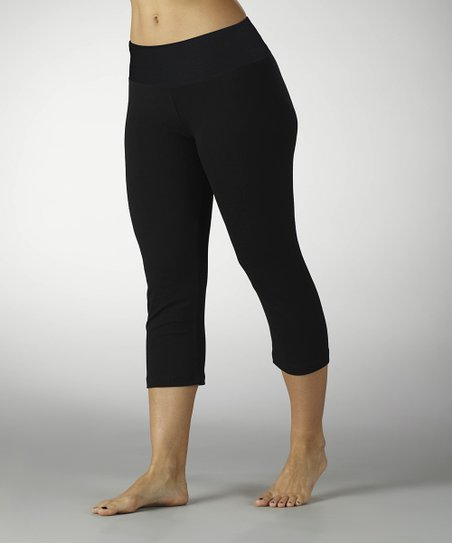 Black Capri Pants