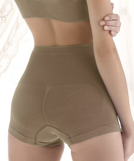 Natural Amori Control Boyshorts - Women