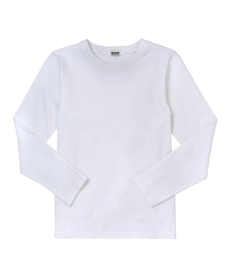 White Crew Tee - Infant, Toddler & Boys