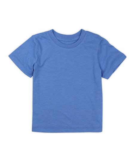Clear Blue Heather Crew Tee - Infant, Toddler & Boys