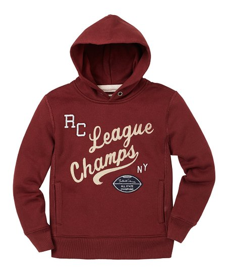 Mulled Wine 'League Champs' Hoodie - Boys
