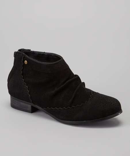 Black Break 2 Bootie