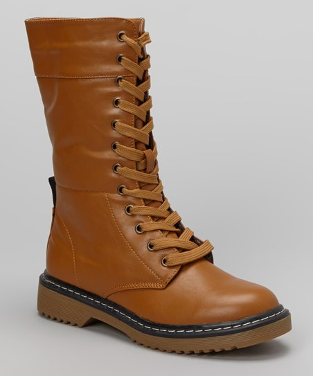 Tan Pensky Boot