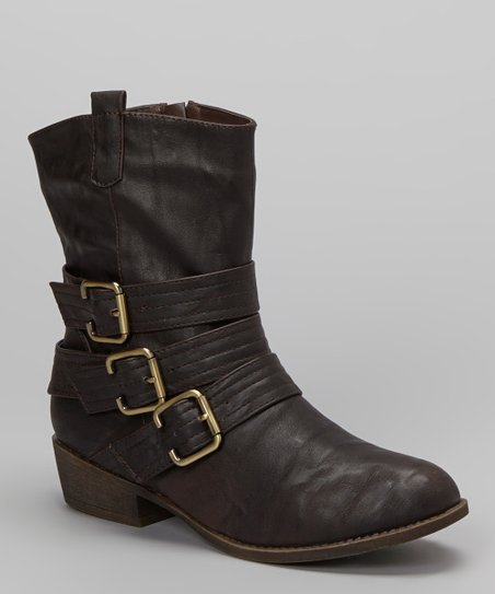 Brown Wilson Boot