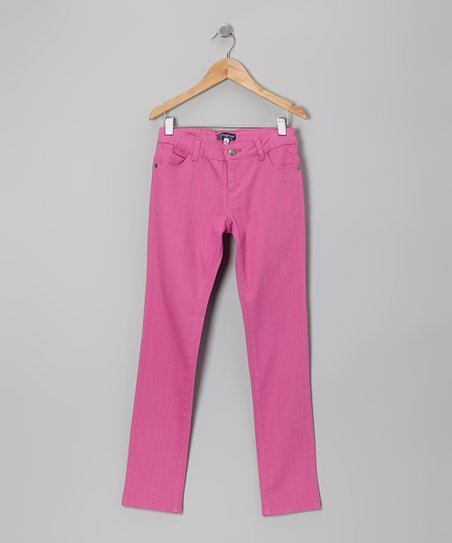 Rose Charming Skinny Jeans - Toddler