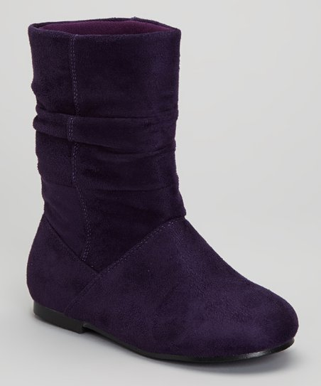 Purple Yster Boot