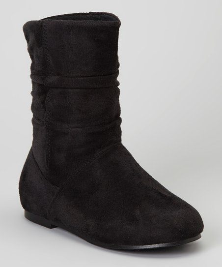 Black Yster Boot