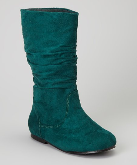 Green Hot Boot