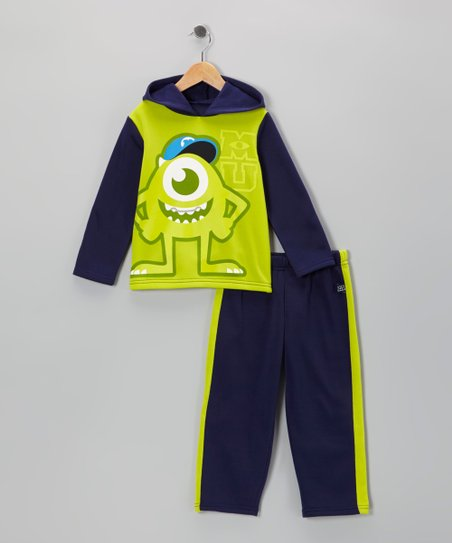 Lime Monsters Top & Pants - Infant & Toddler