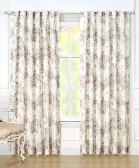 Nina Curtain Panel - Set of Two