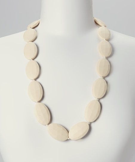 Bone Charlotte Teething Necklace