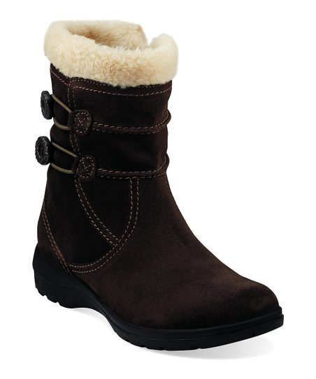 Brown Suede Sheba Newton Boot - Women