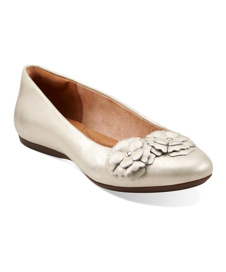 Gold Aldea Tribe Flat - Women
