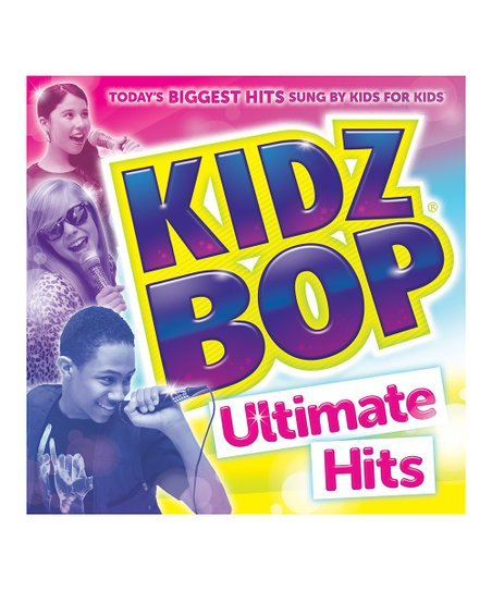 KIDZ BOP Ultimate Hits CD