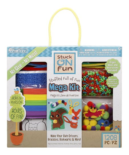 Rainbow Mega Craft Kit Set