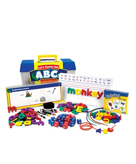 Learning Resources Let&#039;s Tackle the ABCs