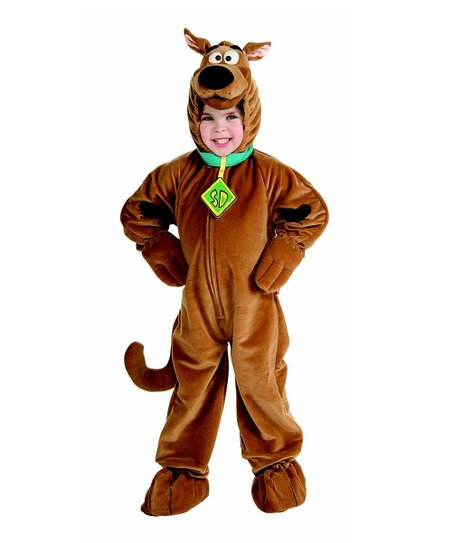 Deluxe Scooby-Doo Dress-Up Outfit - Toddler & Kids