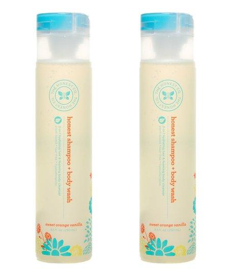 8.5-Oz. Shampoo/Body Wash - Set of Two