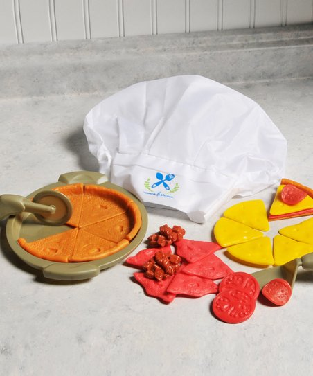 Pizza Cook 'n' Kitchen Perfect Pan Play Set