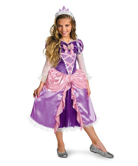 Tangled Princess Rapunzel Dress-Up Set - Toddler & Girls