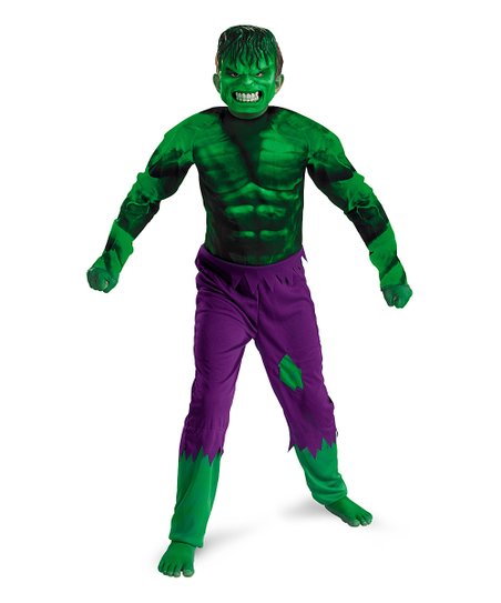 Hulk Movie Dress-Up Set - Kids