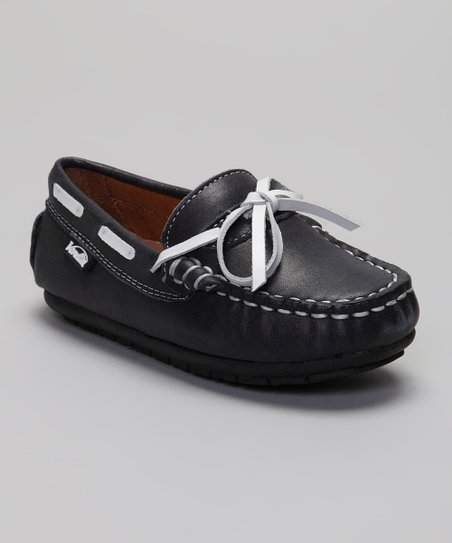 Navy 55-Morgan Loafer