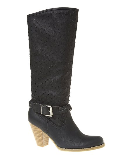 Black Angela  Boot