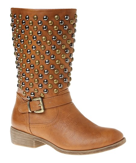 Brown Dorothy Boot