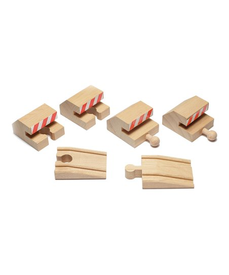 Buffer Stops & Ramps Set