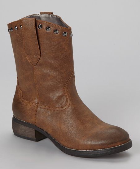 Dark Brown Cathy 1 Boot