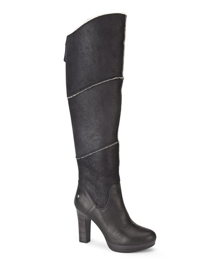 Black Dreaux Boot - Women